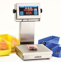 4300 checkweigh scale