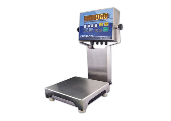 Fairbanks NexWeigh Bench Scales