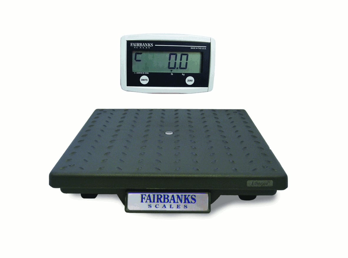 Fairbanks Ultegra Series Digital Health Scales