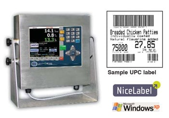 LabelBank barcoding Rapid Bar Code Labeling System