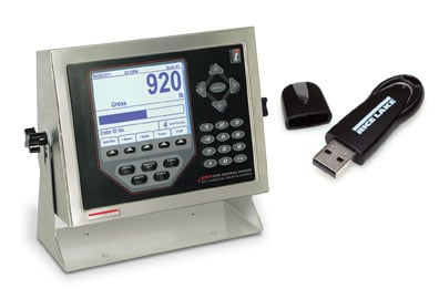 Rice Lake 920i USB Programmable Indicator Controllerer 920i USB Programmable