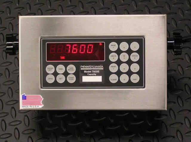 7600E Indicator