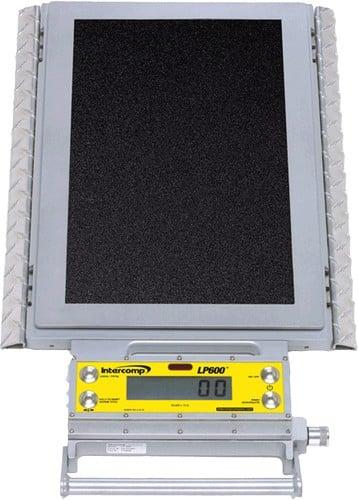 lp600 intercomp RFX Wireless LP600 Low-Profile Wheel Load Scale