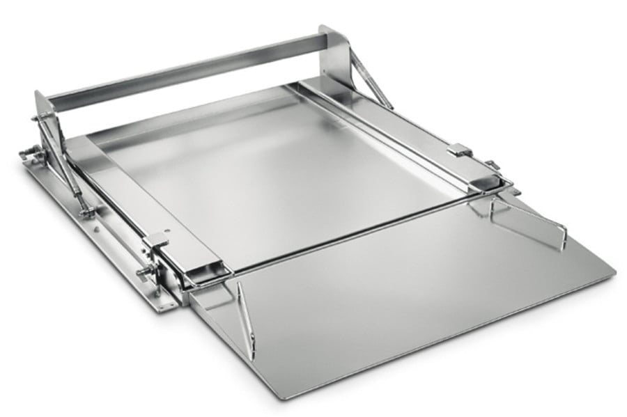 IF EX Stainless Steel Weighing Platforms High Accuracy Floor Scales Wash Down Floor Scales