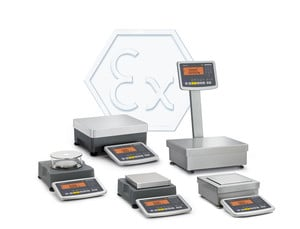 Signum EX Explosion Proof Bench Scales