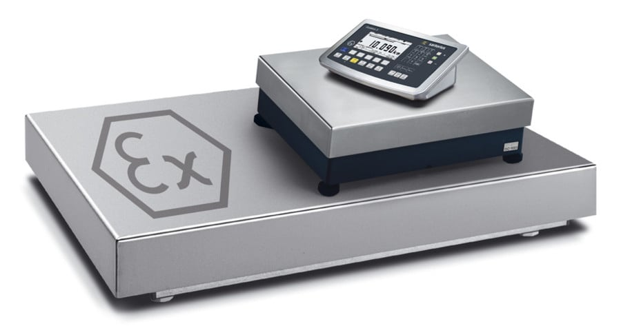 IS Explosion Proof explosion Proof Floor Scales