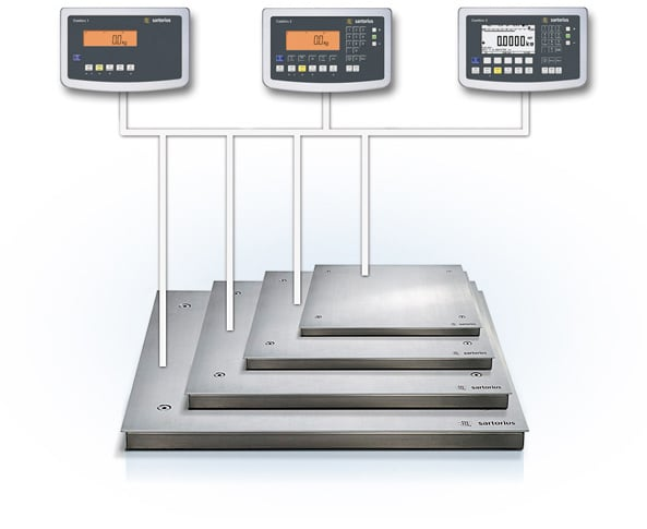 Combics Complete High Accuracy Bench Scales