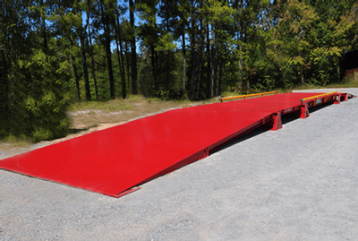 Truck Scale Talon HV Portable Truck Scale