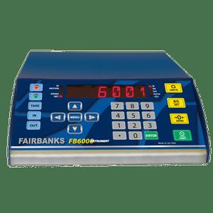 Fairbanks FB6001 Analog Scale Instrument
