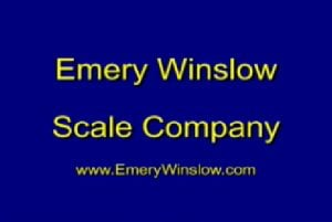 Emery Winslow Roadweigh II Quick Clean Series 80 Video