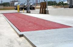 Steel Deck Pit Scales
