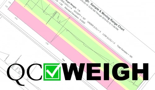 QC Weigh Quality Control Software
