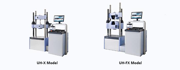 Shimadzu UH-X/FX Series Hydraulic Universal Testing Machines