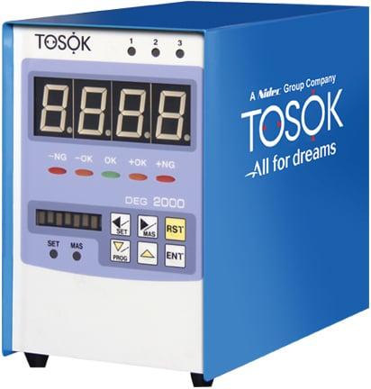 DEG-2000 electric gauge