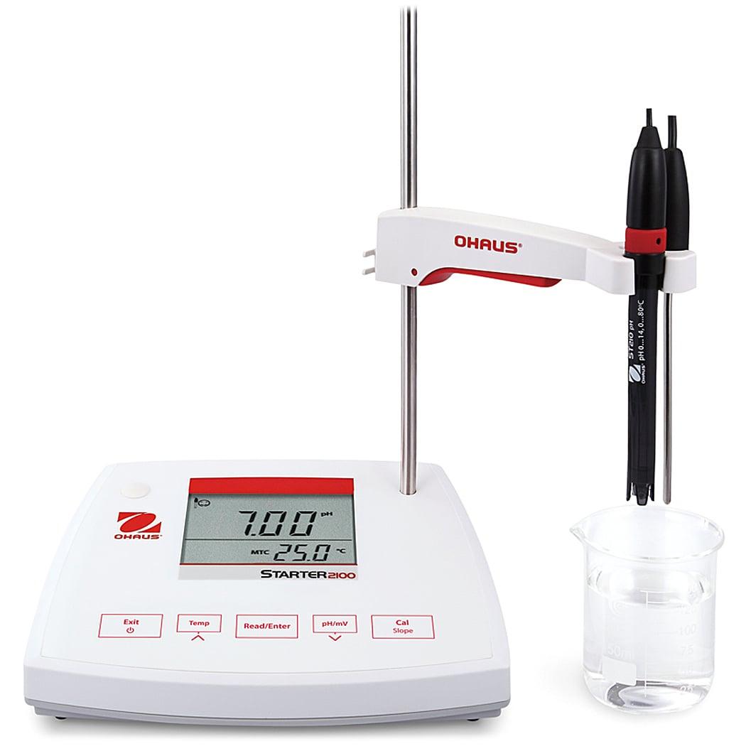 Starter 2100 Water Analysis Meters Starter 2100 pH Bench