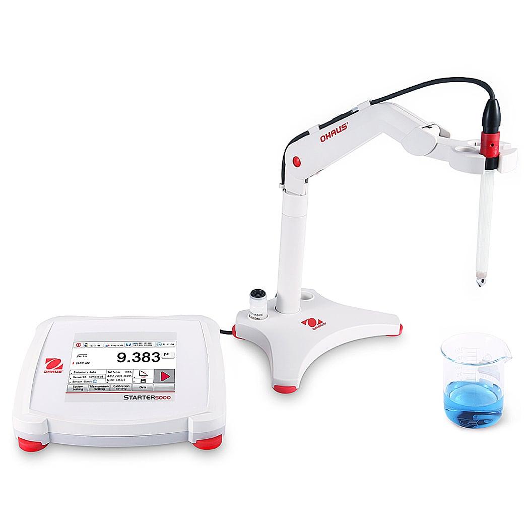 Starter 5000 Bench Mounted Water Analysis Meters Starter 5000 pH Bench