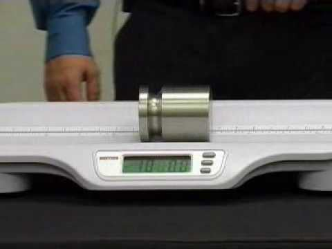 Rice Lake Medical Baby Scale Video
