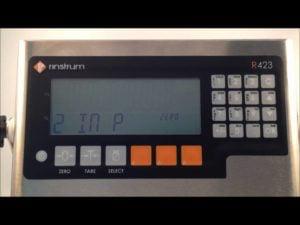 Rinstrum R400 Series Indicators Video
