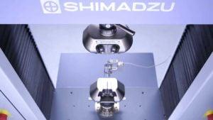 Shimadzu AGS-X Video