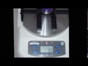 Shimpo TNP Torque Meter Tester Video