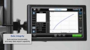 Chatillon Digital Force Tester Video