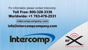 Intercomp LS630 WIM Video