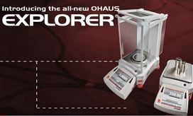 Ohaus Explorer Video