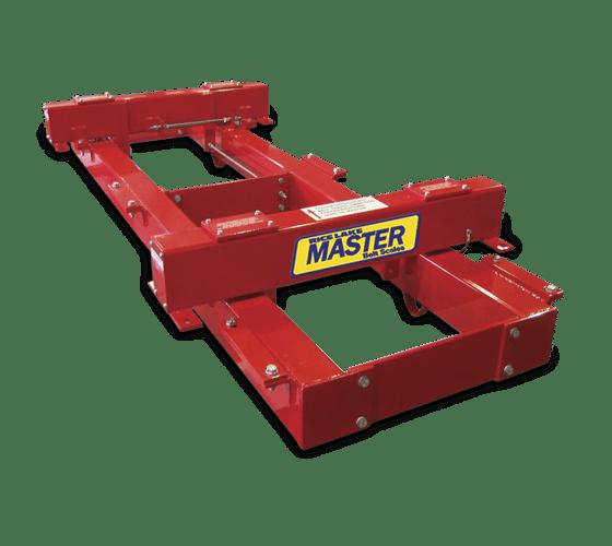 143 Frame Belt Scales 143 Master belt scale