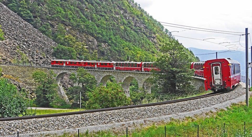 Railway truck scale