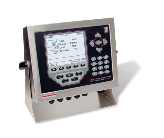 920i Belt Scale Integrator
