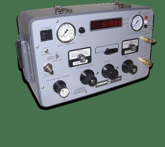 Rice Lake Condec Pressure Vacuum Calibration Standard UPC5100
