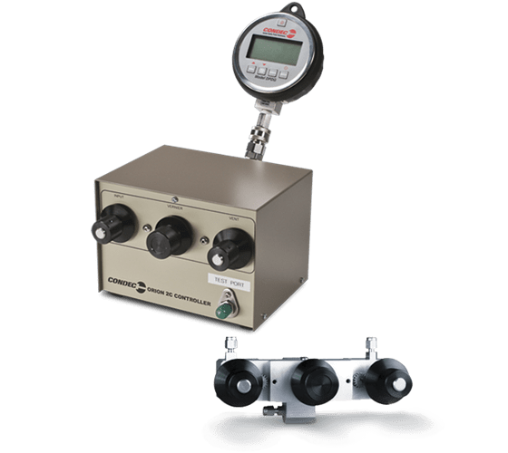 Rice Lake Condec Orion Pneumatic Controllers