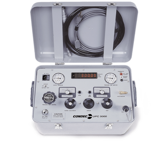 Pressure Instrumentation UPC5000