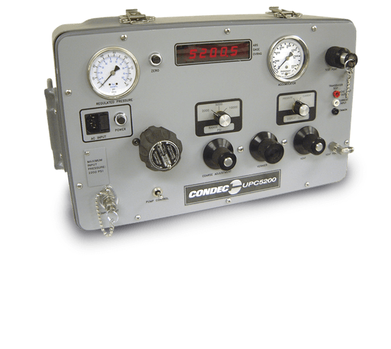 Rice Lake Condec Pressure Calibration Standard UPC5200