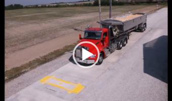 Rinstrum AxleweighR In Motion Axle Scale Video