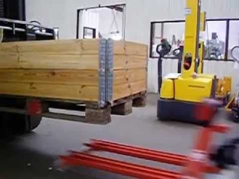 Fairbanks Scales Pallet Weigh Plus Video