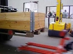 Fairbanks Scales Pallet Weigh Video