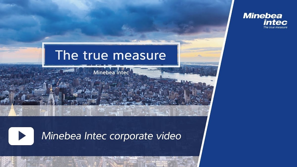 Minebea Intec Corporate Video