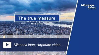 Minebea Intec Video AN EXPERT IN WEIGHING AND INSPECTION SYSTEMS
