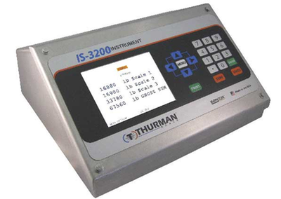 Thurman Scales TS-3200 Console Instrument