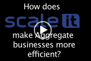 Scaleit W8 Aggregate Software Video