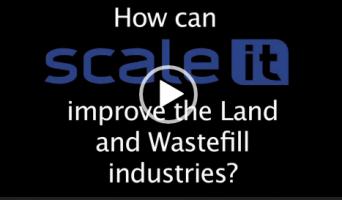 Scaleit W8 Waste Software Video