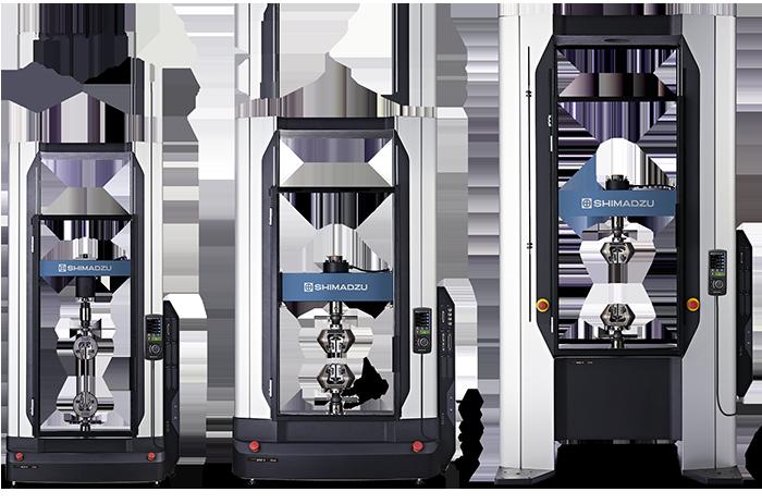 Shimadzu AGX-V Series Universal Electromechanical Test Frames
