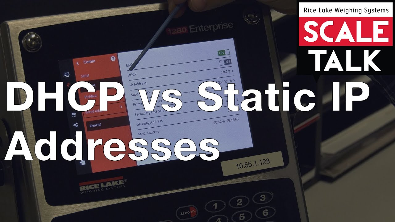 DHCP vs Static IP Addresses Video
