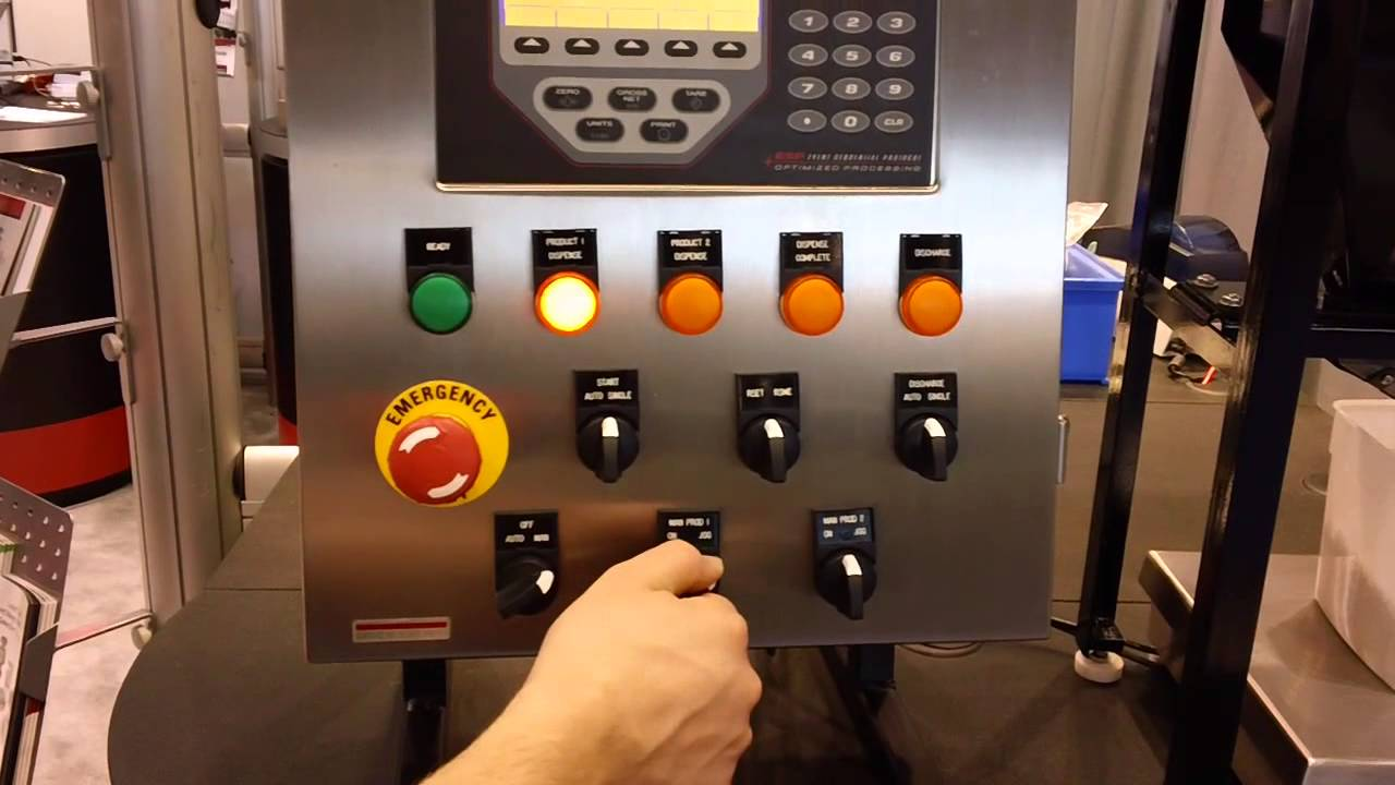 920i FlexWeigh Systems Demonstration Video