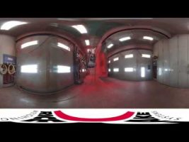SURVIVOR Truck Scale Undercoating and Powder Coating Process: 360° VR Video