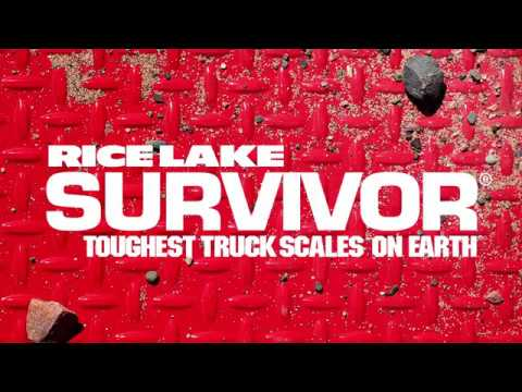 SURVIVOR Truck Scales Sales Video