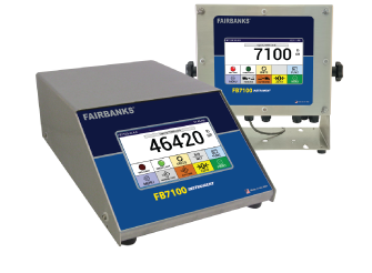 Fairbanks FB7100 Touch Screen Instrument