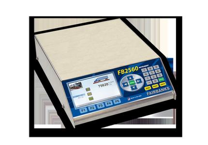 Fairbanks FB2560 Short Platform Axlematic Application