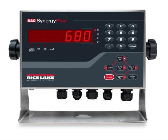 Rice Lake 680 Synergy Plus Digital We